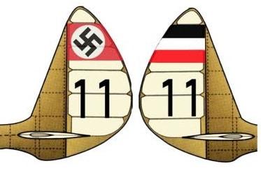 1934 markings