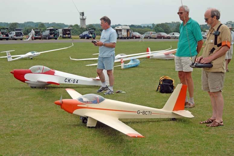 motor-gliders