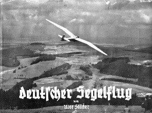 Alex Stocker Deutscher Segelflug