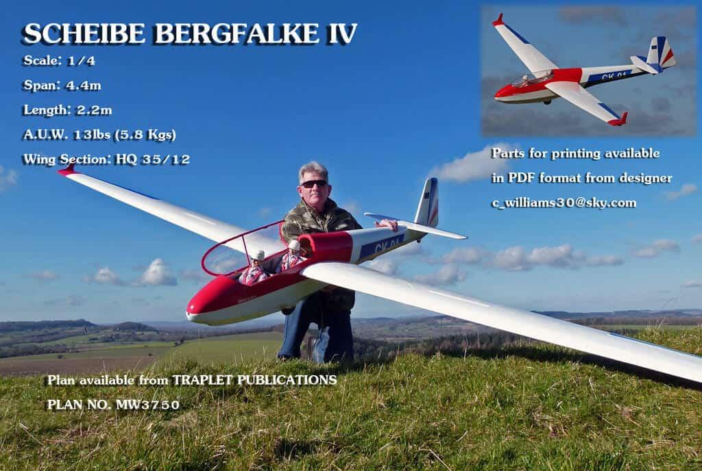 Bergfalke IV