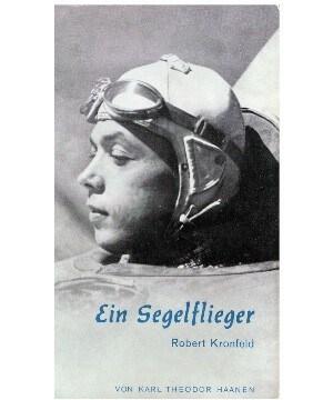 Ein Segelflieger Robert Kronfeld 1962