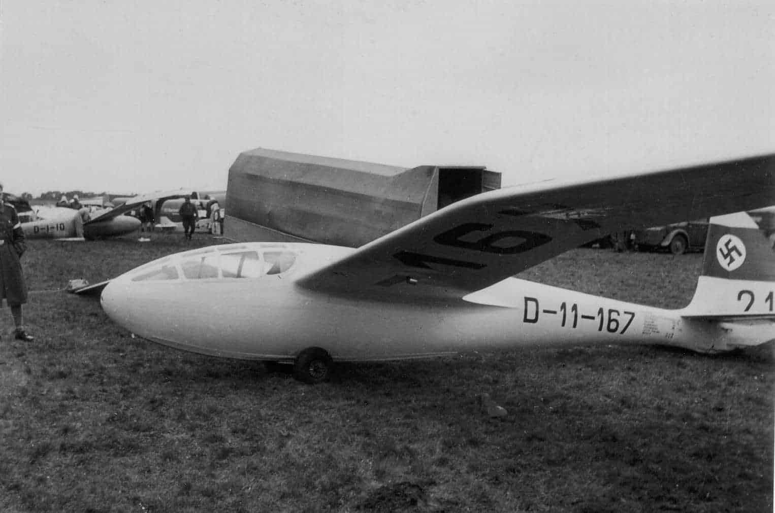 Reiher II Reitsch NSFK Wettbew 1938 I