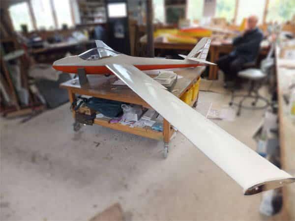 Sagitta glider