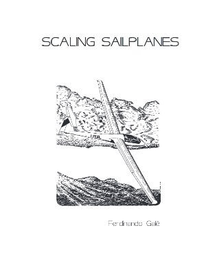 Scaling Sailplanes