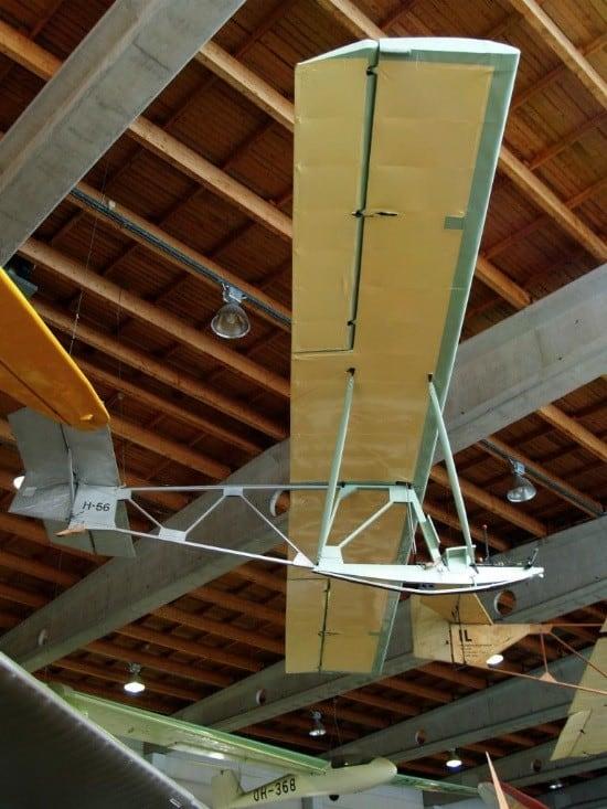 H 56 at Finnish Aviation Museum Vantaa small