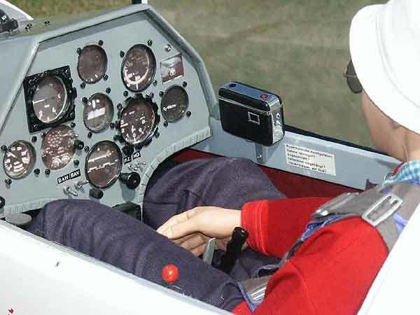 Cockpit nimbus
