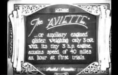 1923 The Aviette