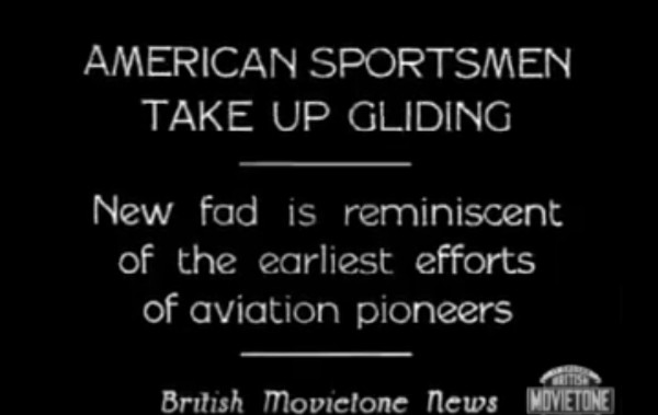 1929 American Gliding