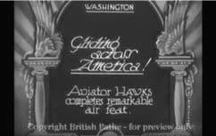 1931 Gliding across America