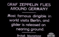 1934 The Graf Zeppelin