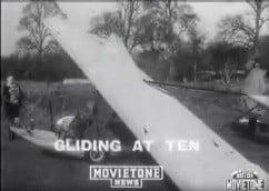 1938 Boy glider