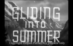 1938 Gliding Into Summer