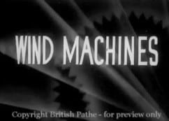 1941 Wind Machines 1