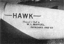 Manuel Hawk 13 s
