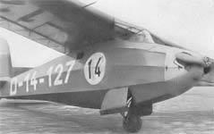 Mu13D motorglider small