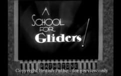 School for gliders