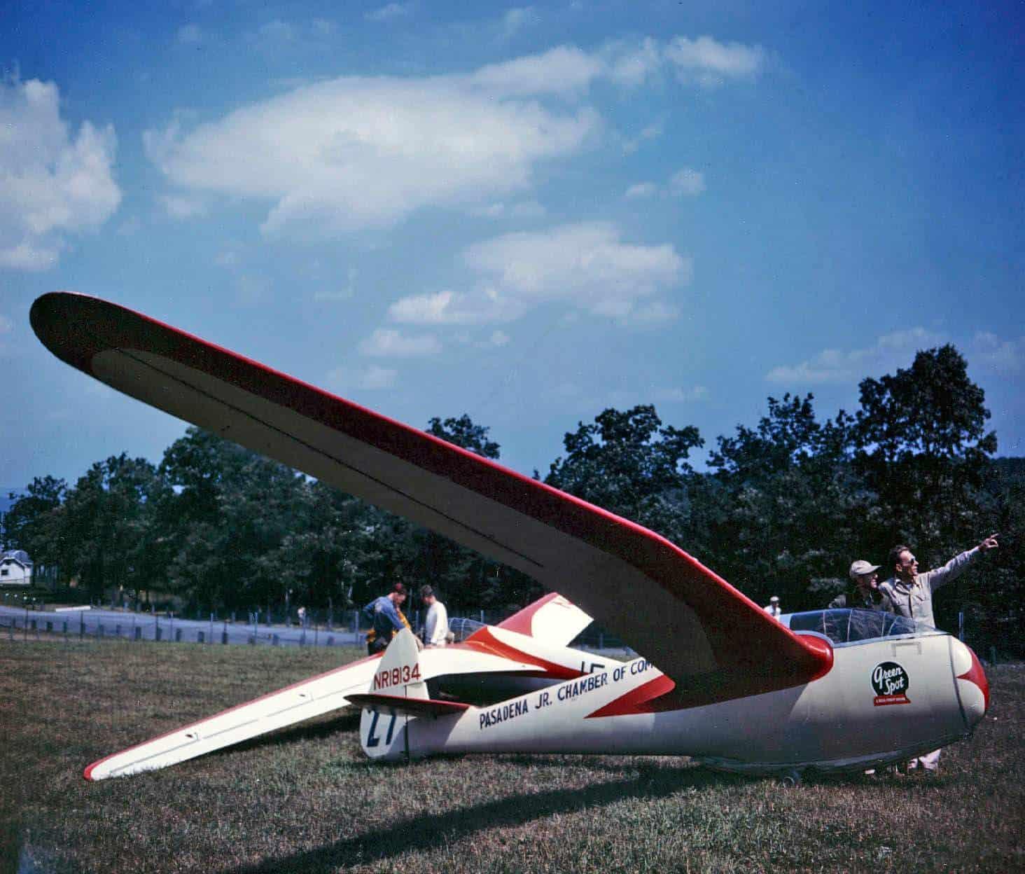 1948 NASM HGC 1373 Zanonia