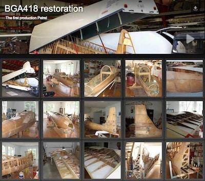 BGA418 restoration