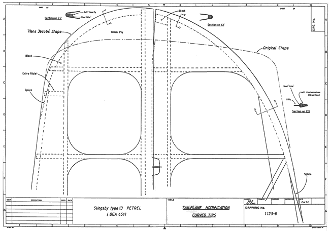 BGA651 Tailplane mods s