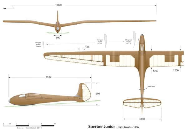 Sperber Junior3 view s