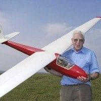 cliff charlesworth k8 scale model glider