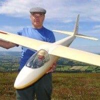 cliff charlesworth ka6e radio control model glider