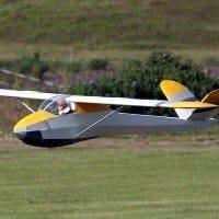 ka-3 scale model glider