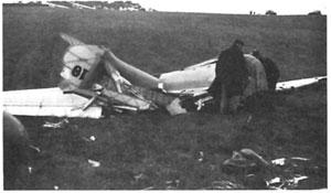 petrel crash s